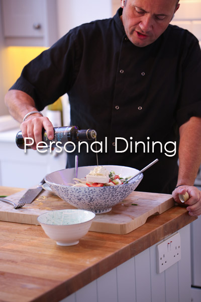 personal dining